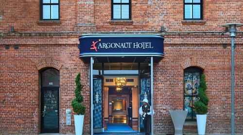 Argonaut Hotel a Noble House Hotel - San Francisco, CA CA 94109