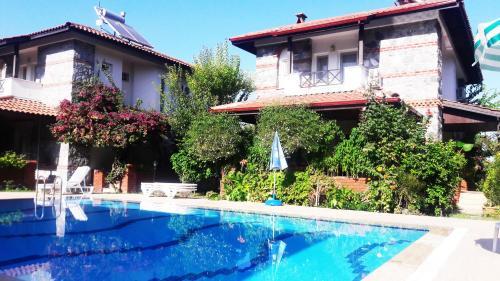 Dalyan Villa Demirtaş odalar