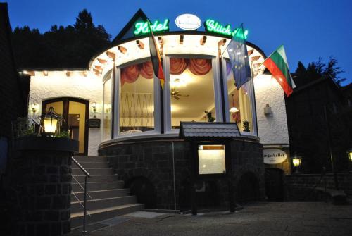 . Hotel Glück Auf & Bürgerkeller