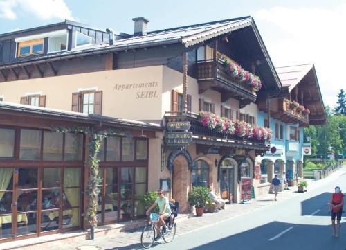 Appartement Seibl - Apartment - St Johann in Tirol