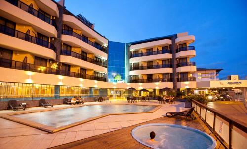 Foto de Aquarios Praia Hotel