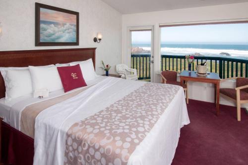 . Ocean View Lodge