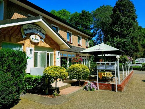 . Hotel Garni Gasthof Bucksande
