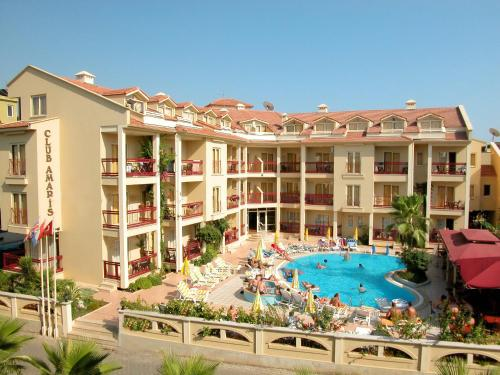 Marmaris Club Amaris Apartment fiyat