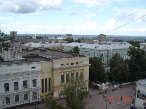 Центр города Апартаменты-студио