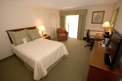 Standard North Side Room with 2 Double Beds