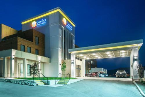 Comfort Inn & Suites Merritt - Hotel