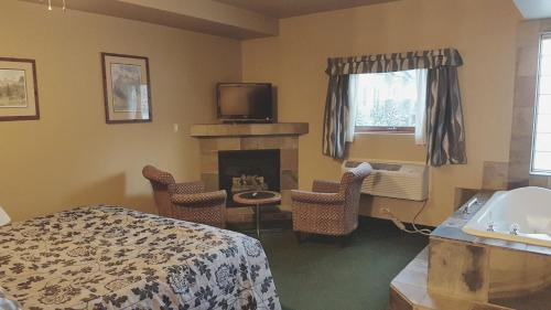 Rundle Mountain Lodge - Canmore, AB T1W 1L7