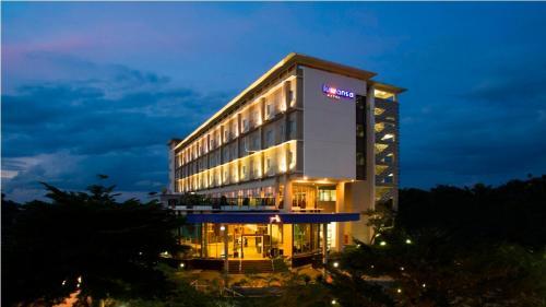 . Hotel Luwansa Palangkaraya