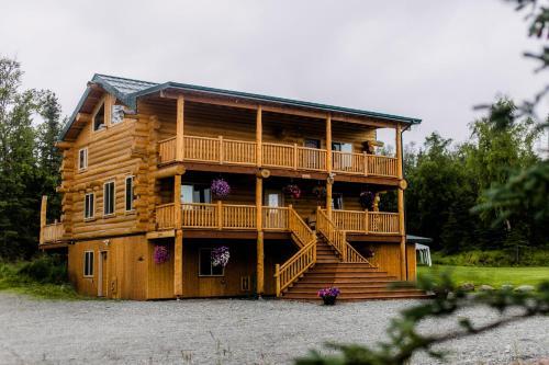Alaska Knotty Pine B&B - Accommodation - Palmer