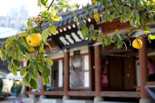 Former Guamseowon Hanok Guesthouse