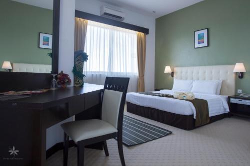 A Hotel Com Hotel Seri Malaysia Kepala Batas Hotel Kepala