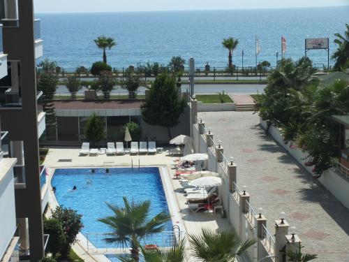 Mahmutlar Panorama Beach Residence B Blok tatil