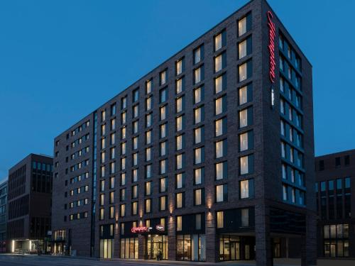 Hampton By Hilton Hamburg City Centre photo 41