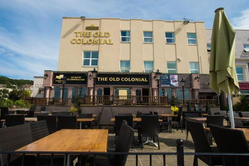 Old Colonial, Weston-Super-Mare By Marston's Inns