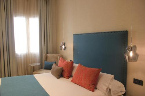 Double Room - single occupancy Hotel Palacete de Alamos 16