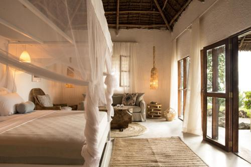 Chuini Zanzibar Beach Lodge фотографии номера