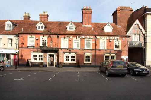 Original White Hart, Ringwood By Marston's Inns