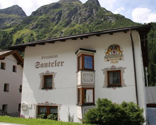Gasthof Pension Santeler St. Leonhard / Pitztal