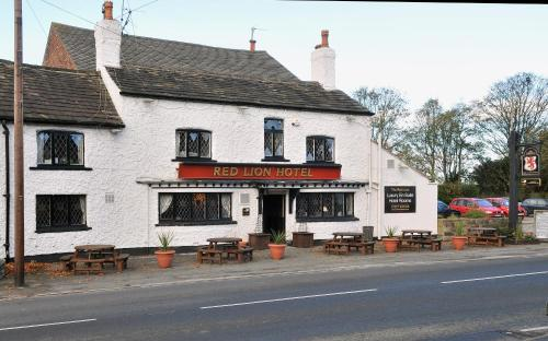 . Red Lion, Wigan by Marston's Inns