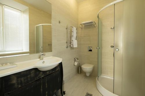 Отель Имерети Двухместный номер с 1 кроватью