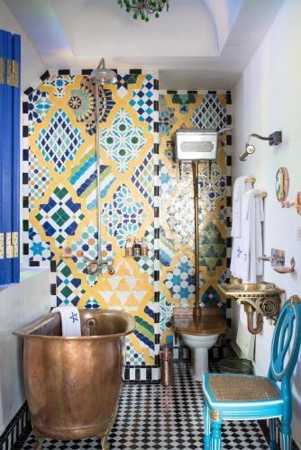 Rue Ibn Rochd, Kasbah, 44000 Essaouira, Morocco.