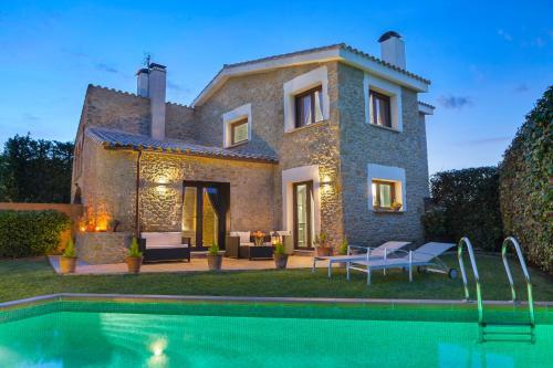 Suite con piscina privada El Racó de Madremanya - Adults only 45