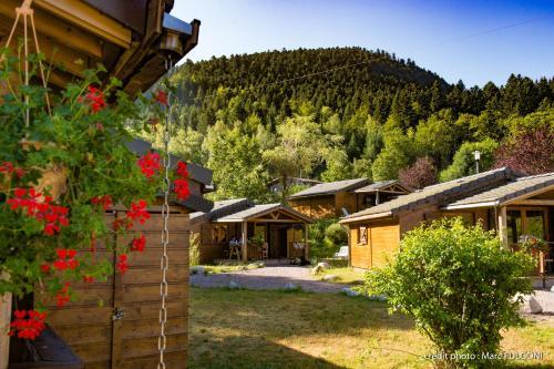 camping du haut des bluches - Hotel - La Bresse Hohneck