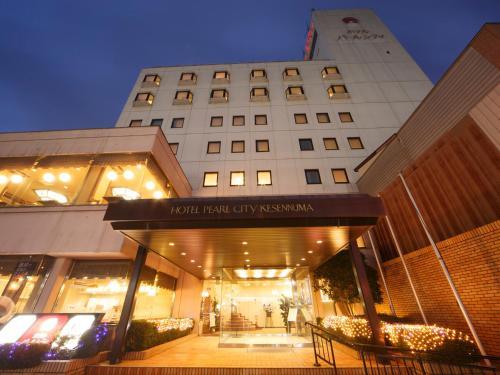 Hotel Pearl City Kesennuma