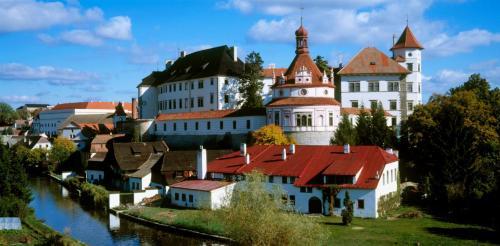 Apartmány Jindřichův Hradec