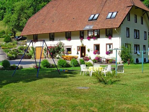 . Cozy Apartment with Trampoline in Triberg