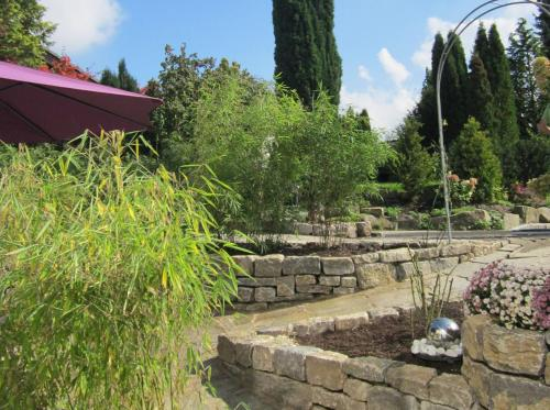 . Ferienwohnung Bambusgarten