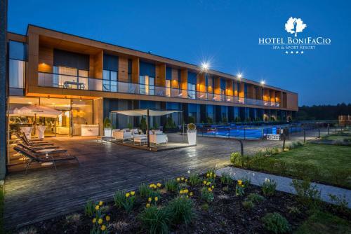 . Hotel Bonifacio SPA&SPORT Resort
