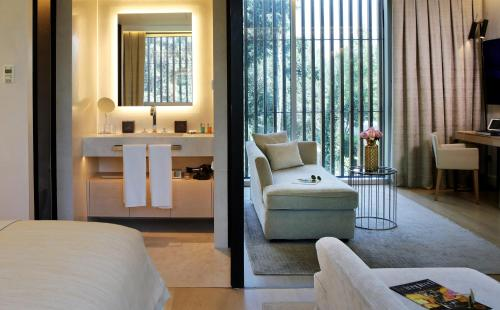 Deluxe Room (1 or 2 people) ABaC Restaurant Hotel Barcelona GL Monumento 28