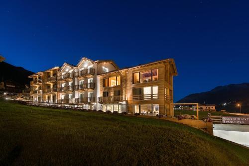 Hotel Sporting Family Hospitality - Livigno
