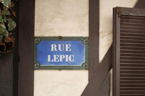 Maison Lepic Montmartre photo 39