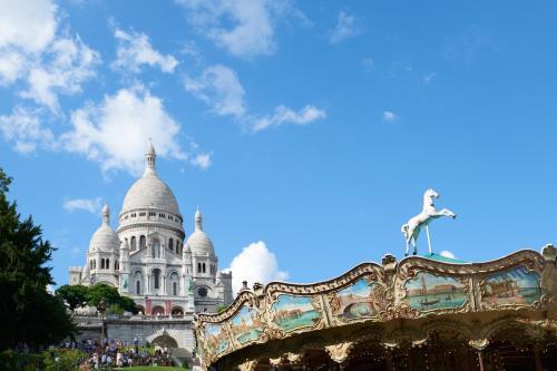 Maison Lepic Montmartre photo 41