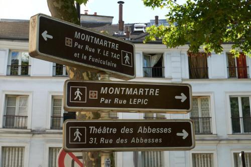 Maison Lepic Montmartre photo 42