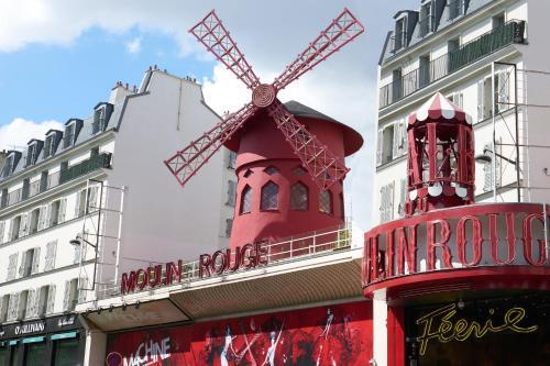 Maison Lepic Montmartre photo 43