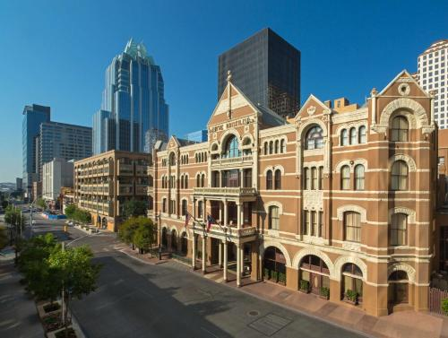 604 Brazos Street, Austin, Texas, 78701.