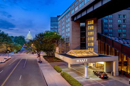 Hyatt Regency Washington on Capitol Hill - Washington, DC DC 20001