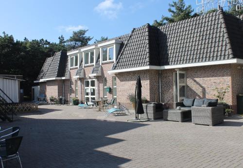 . Hotel Studio Bosch Duin Strand