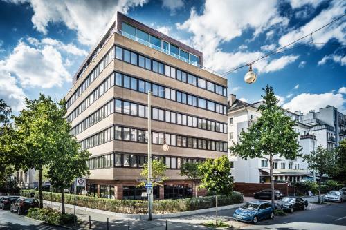 SAKS Urban Design Hotel Frankfurt photo 2