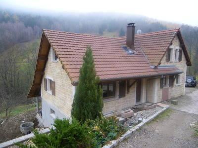 Ferme du Mouton Noir - Accommodation - Lautenbachzell