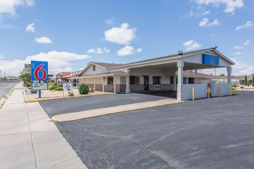 Motel 6-Lordsburg, NM