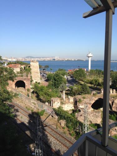 Istanbul Esma Deniz apart ulaşım