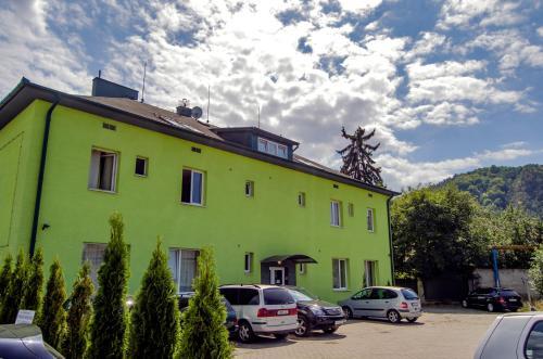 Hotel-overnachting met je hond in Penzión Feši - Trenčín