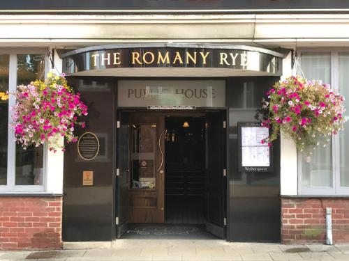 The Romany Rye Wetherspoon - East Dereham