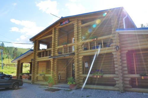 . Motel Gora Krestovaya