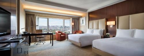 JW Marriott Hotel Beijing Central photo 38